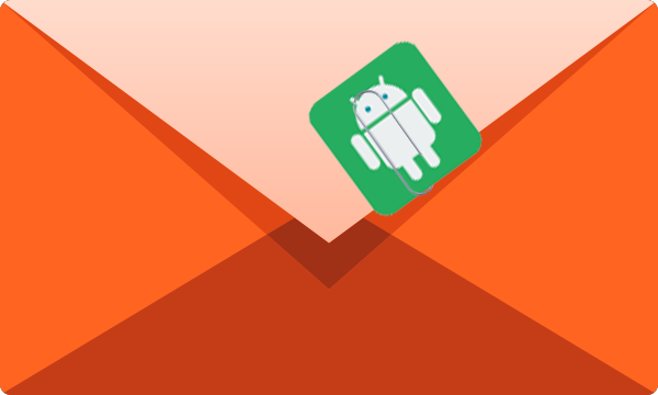 E-Mail Android Event Apps
